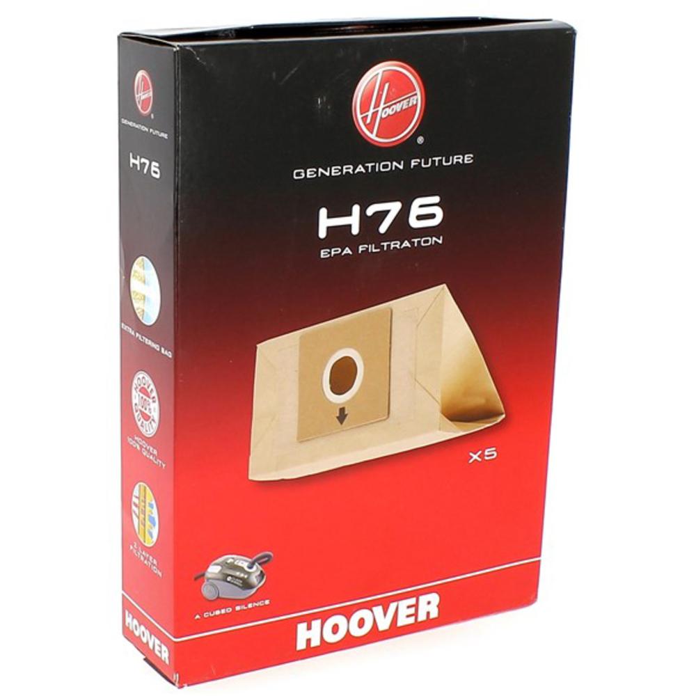 H76 SÁČKY K VYSAVAČI HOOVER + doprava zdarma