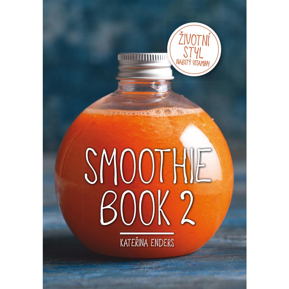 KENWOOD Smoothie Book 2 recepty + doprava zdarma