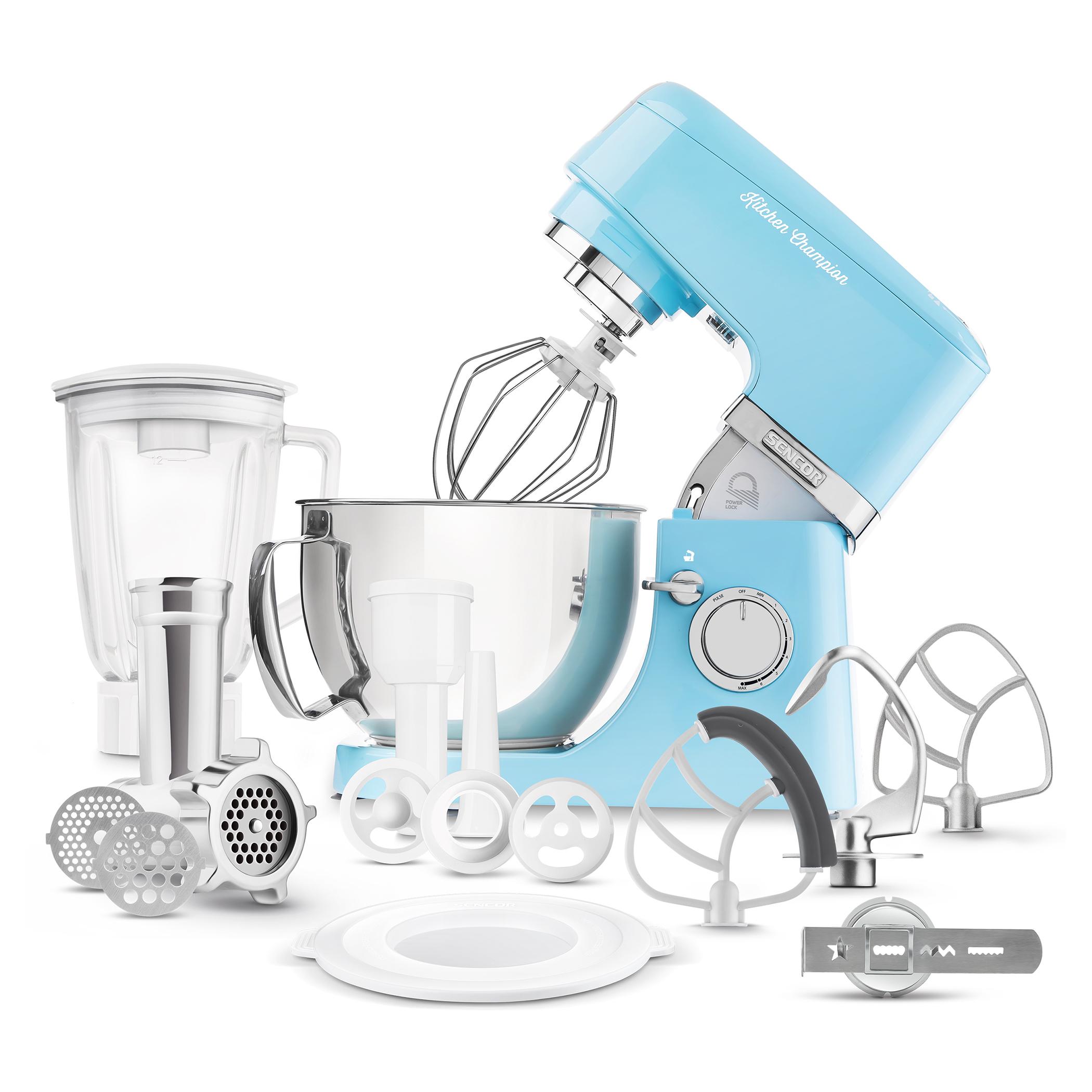 SENCOR STM 6352BL Kuchyňský robot + doprava zdarma