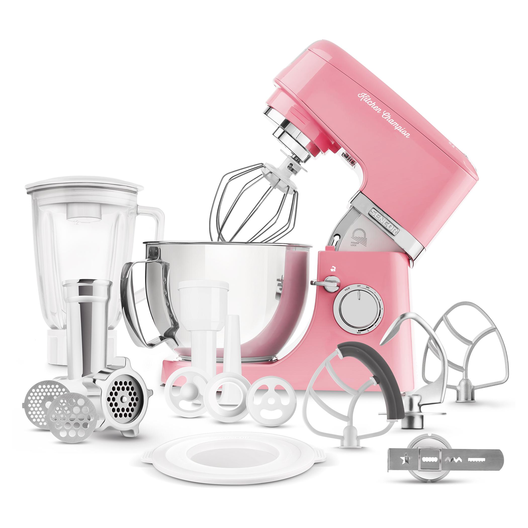 SENCOR STM 6354RD Kuchyňský robot + doprava zdarma