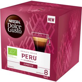 Nescafé Dolce gusto Espresso Peru 12 ks