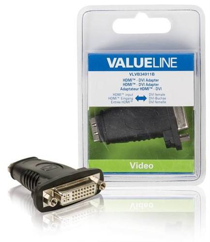 VALUELINE VLVB34911B HDMI-DVI, redukce + doprava zdarma