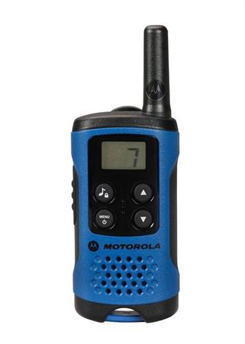 Motorola TLKR T41 modrá + doprava zdarma
