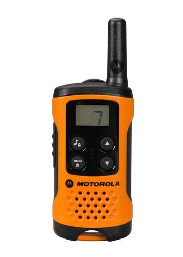 Motorola TLKR T41 oranžová + doprava zdarma