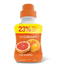 SODASTREAM Sirup Pink Grapefruit