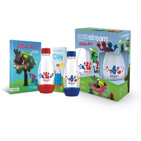 SodaStream Dětský set Žížaláci 2 lahve + doprava zdarma