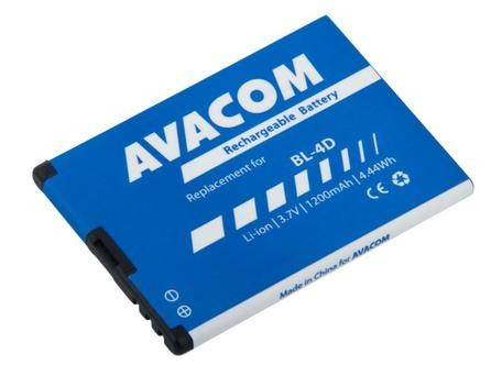 AVACOM GSNO-BL4D-S1200A Li-Ion 1200mAh + doprava zdarma