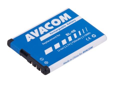 AVACOM GSNO-BL4B-S750 Li-Ion 750mAh + doprava zdarma