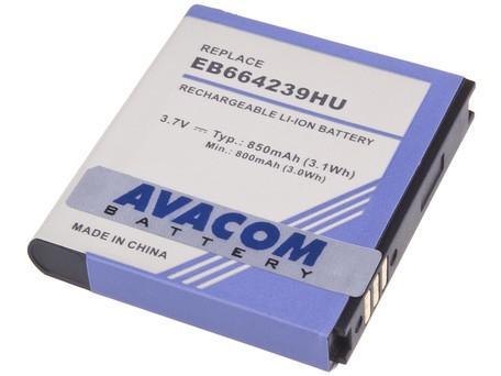 AVACOM GSSA-8000-1080 Li-Ion 850mAh + doprava zdarma