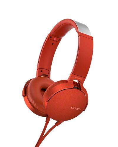 SONY sluch. MDR-XB550APR + doprava zdarma