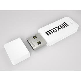 MAXELL USB FD 32GB 2.0 WHITE 854749 + doprava zdarma