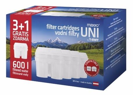 BWT MAXXO 3+1 UNI filtry