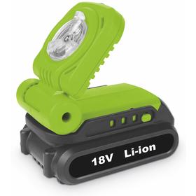 FDUL 50901-0 AKU LED svítilna FIELDMANN
