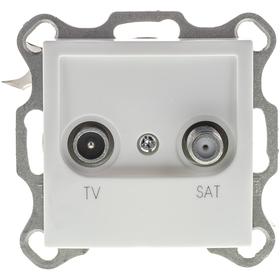 Retlux RSB A36 AMY TV + SAT zásuvka + doprava zdarma