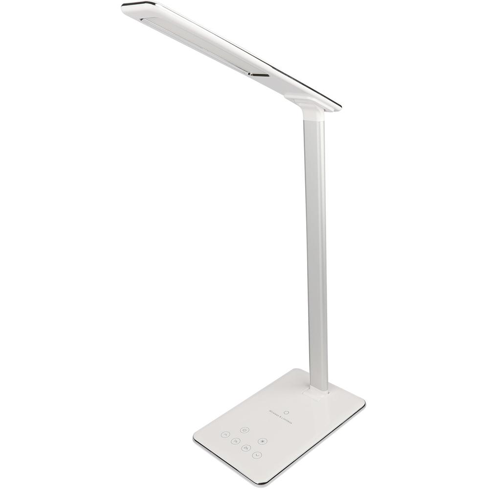 RETLUX RTL 199 stm.LED lampa bílá Qi 5W