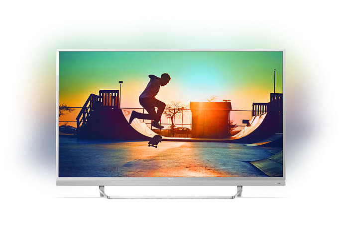 PHILIPS 55PUS6482/12 LED ULTRA HD LCD TV + doprava zdarma