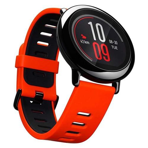 Xiaomi Huaomi Amazfit, Global, červená - chytré hodinky + doprava zdarma