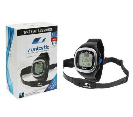 Runtastic GPS Watch and Heart Rate Monit + doprava zdarma
