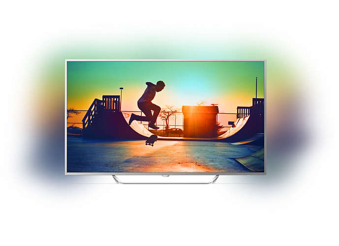 PHILIPS 65PUS6412/12 LED ULTRA HD LCD TV + doprava zdarma