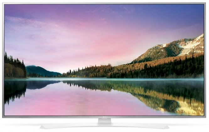 LG 65UH664V LED ULTRA HD LCD TV + doprava zdarma