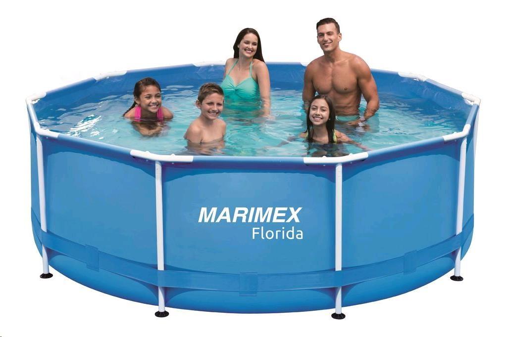 Marimex bazén Florida 3,05x0,91 bez příslušenství