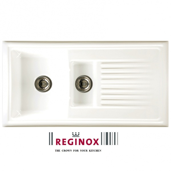 Reginox RL301 CW bílá keramika + doprava zdarma