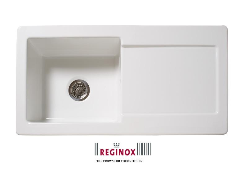 Reginox RL504 CW bílá keramika + doprava zdarma