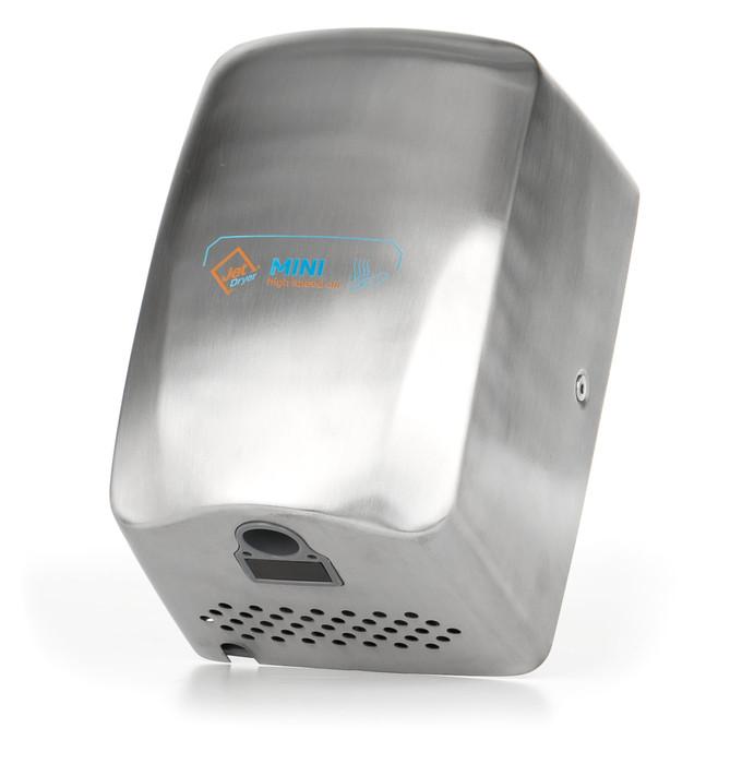 Vysoušeč rukou Jet Dryer Mini Stříbrný