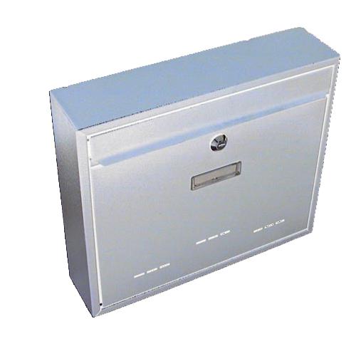 Schránka poštovní RADIM velká 310x360x90mm bílá + doprava zdarma