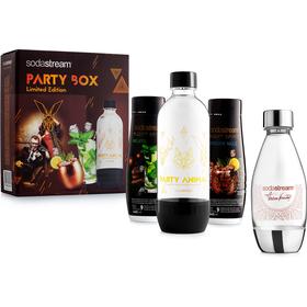 Sada Party Box + dámská lahev SODA + doprava zdarma