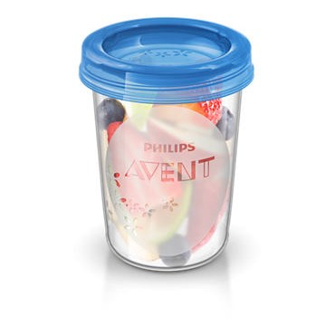 VIA pohárky Philips AVENT 240ml, 5ks