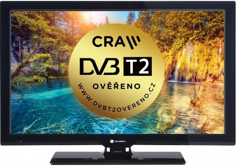 Televize Gogen TVF 22N266T LED + doprava zdarma
