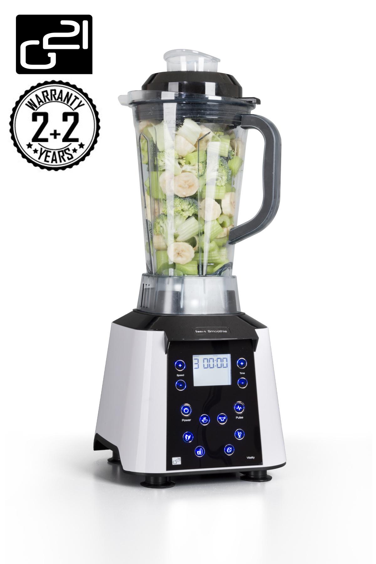 Blender G21 Smart smoothie, Vitality white + DÁREK v hodnotě až 599,- Kč ZDARMA dle vlastního výběru ! + doprava zdarma