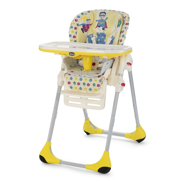 Jídelní židlička Chicco POLLY 2v1 2016 energy + doprava zdarma
