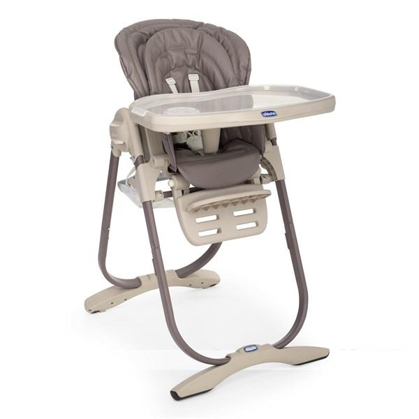 Jídelní židlička Chicco MAGIC cocoa + doprava zdarma