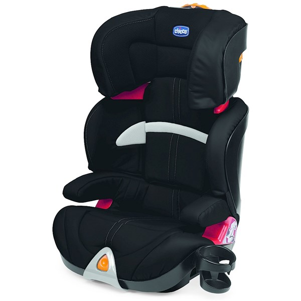 Autosedačka Chicco OASYS 2-3 2014, 15-36 kg, black - černá + doprava zdarma