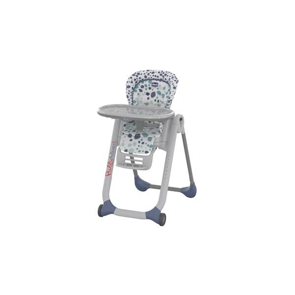 Jídelní židlička Chicco Progress5 2016 SP iceberg + doprava zdarma