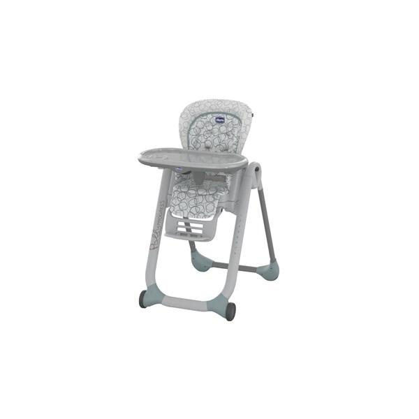 Jídelní židlička Chicco Progress5 2016 SP sage + doprava zdarma