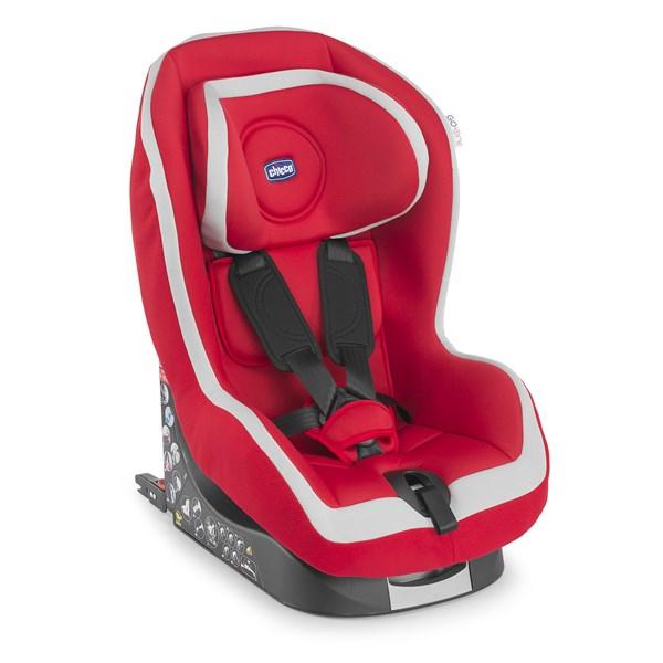 Autosedačka Chicco Go-One Isofix 2016 Red 9-18 kg SP - červená + doprava zdarma