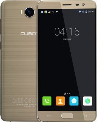 Cubot Cheetah 2, Dual SIM, LTE,32GB,gold + doprava zdarma