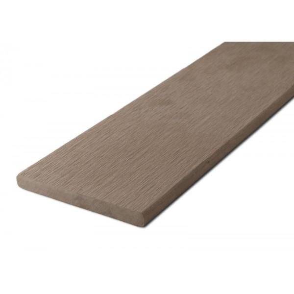 Zakončovácí hrana G21  plochá 0,9*9*200cm Indický teak mat. WPC
