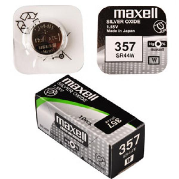 SR 44W / 357 HD WATCH BAT. MAXELL