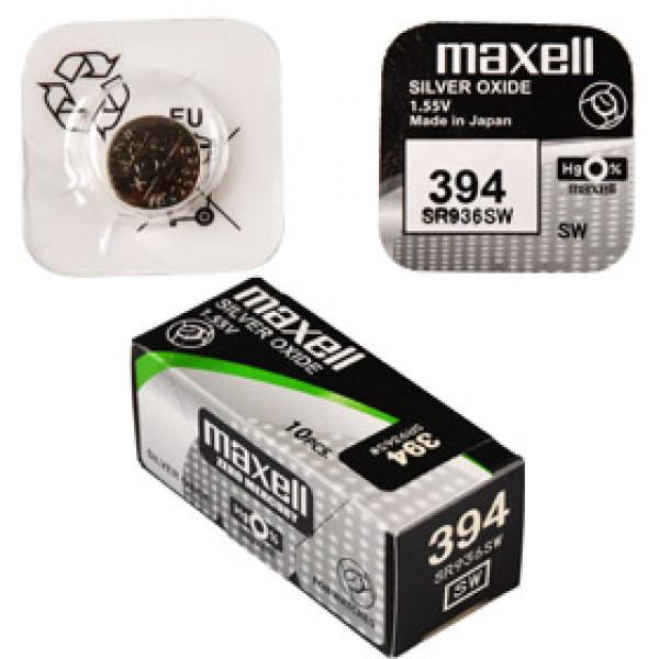 SR 936SW / 394 LD WATCH BAT. MAXELL