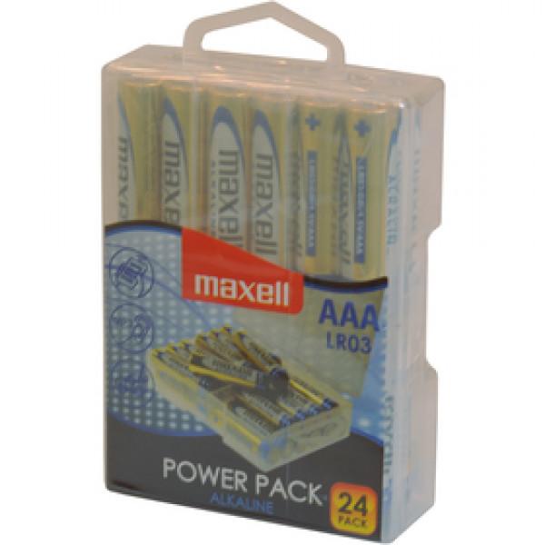 LR03 24 BP POWER PACK MAXELL
