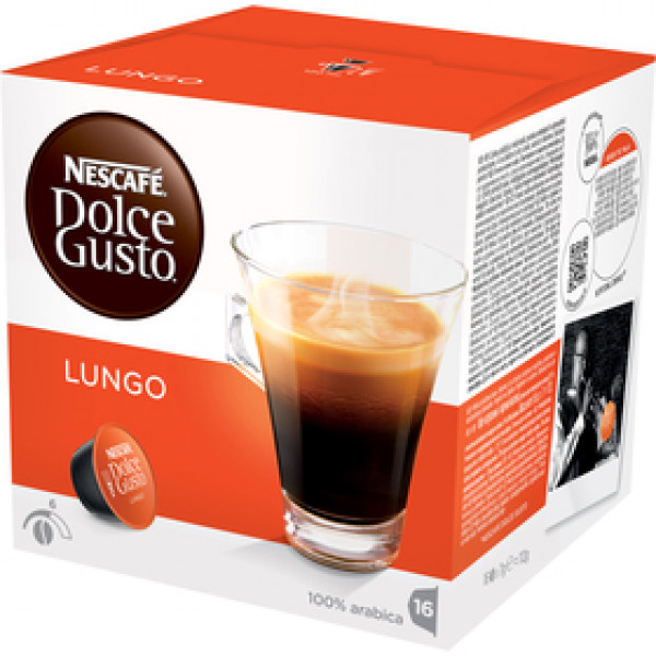 DOLCE G. CAFFE LUNGO ( NÁPLŇ ) NESCAFÉ