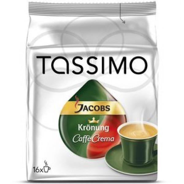 TASSIMO CAFÉ CREMA (NÁPLŇ) JACOBS KRÖN.