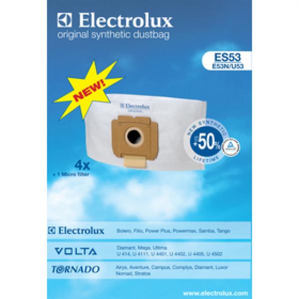 ES53 SÁČEK 4ks+MF (900196842) ELECTROLUX