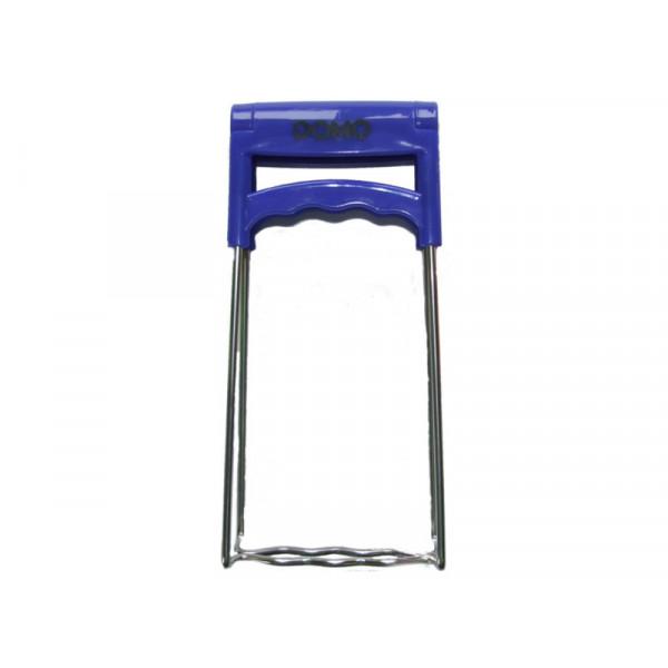Vytahovací kleště zavař. sklenic - modré - DOMO, DO42324PC / DO42325PC / DO322W /DO323W