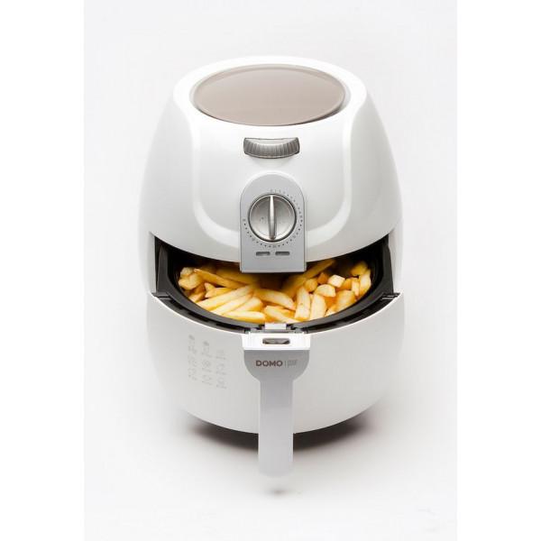 Horkovzdušná fritéza - Airfryer -  DOMO DO469FR, zdravé fritování