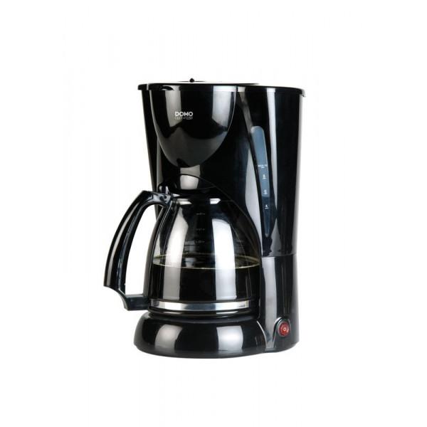 Kávovar - překapávač - DOMO DO470K, 1,8l, černý